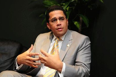 David Collado, alcalde capital dominicana